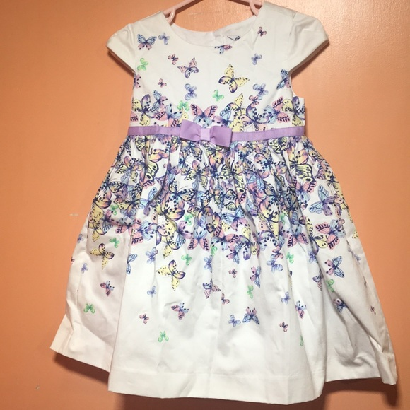 dc7b314b7d98 shrinking violet Dresses | Toddler Butterfly 2t Dress | Poshmark
